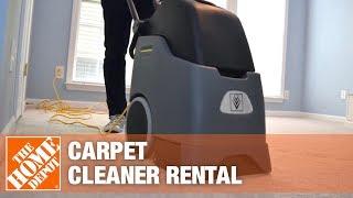 Carpet Cleaner Rental   The Home Depot Rental