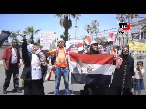على أنغام «تسلم الأيادي».. احتفالات عيد تحرير سيناء بـ«القائد إبراهيم»