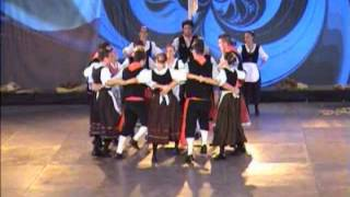 preview picture of video 'GRUPPO FOLK TRISCELE  TERUEL SPAGNA 2007'