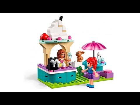 ИНСТРУКЦИЯ Lego friends Набор кубиков «Хартлейк Сити» Часть 1