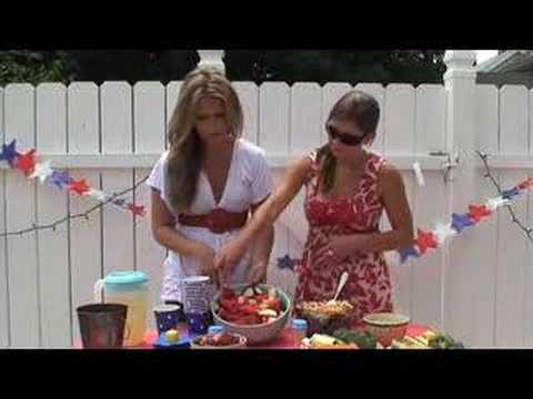 Video Healthy 4th of July Recipes