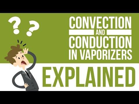 Conduction vs Convection Vaporizers