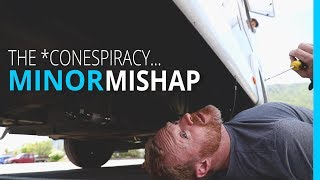 MINOR MISHAP: RVING NEW ZEALAND (KYD 144)