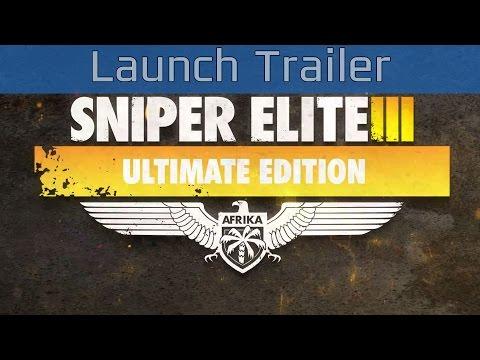 Vychází Sniper Elite III: Ultimate Edition