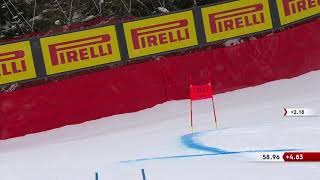 FIS Alpine World Ski Championships Åre 2019 Super-g Run