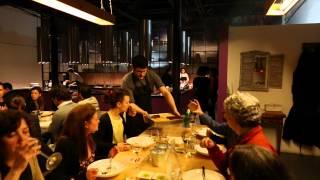 Origens Dinners, Lisbon