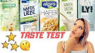 Die beste Hafermilch! Taste Test #yummypilgrim