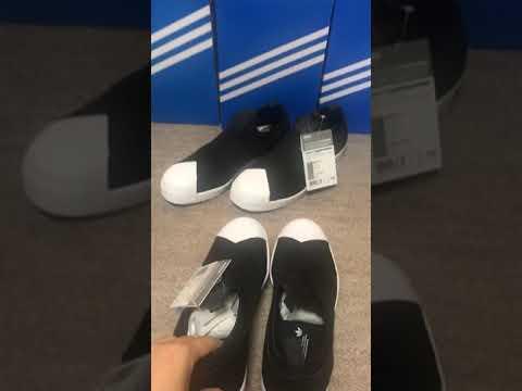 Adidas Superstar Slip on รุ่นสุดฮิต