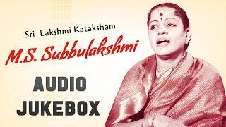 M.S. Subbulakshmi   Sri Lakshmi Kataksham   Best of Carnatic Music  