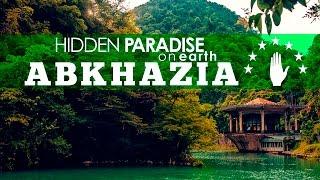 ABKHAZIA: Hidden Paradise on Earth /  Yeryüzünün Saklı Cenneti: Abhazya!