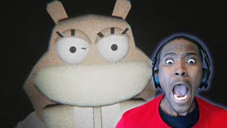 Five Nights At Krusty Krab Night 2 & 3 | Spongebob Wants My Krabby Patties!!!