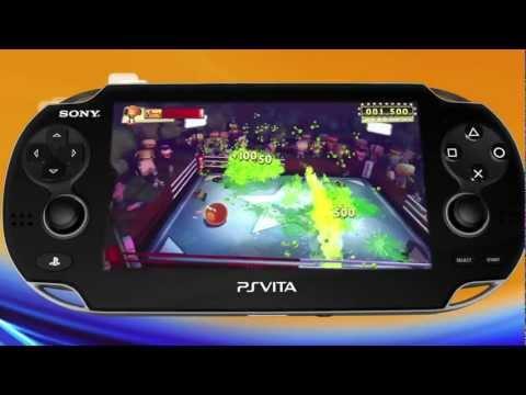 Видео № 0 из игры Дурдом в кармане [PS Vita]