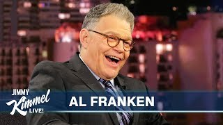 Al Franken on Trump, Health Care & Impeachment