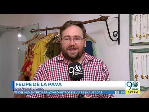 Flora y fauna colombiana, inspiración de diseñador caleño para lanzar nueva colección