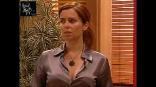 Sofia Grilo light brown satin blouse