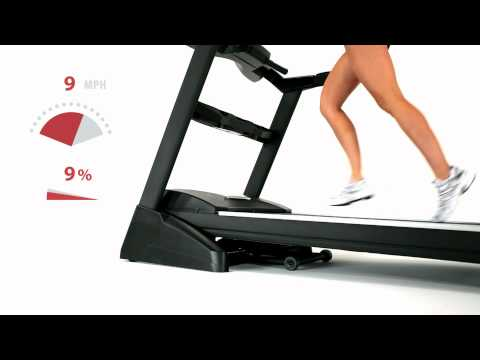 Video Demonstration of Sole Fitness Treadmills