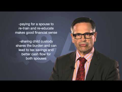 Can we afford to get divorced? Costs of Divorce - Separation