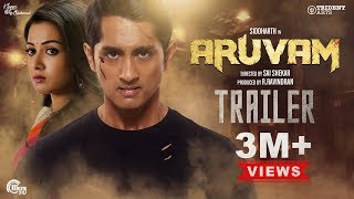 Aruvam - Official Trailer