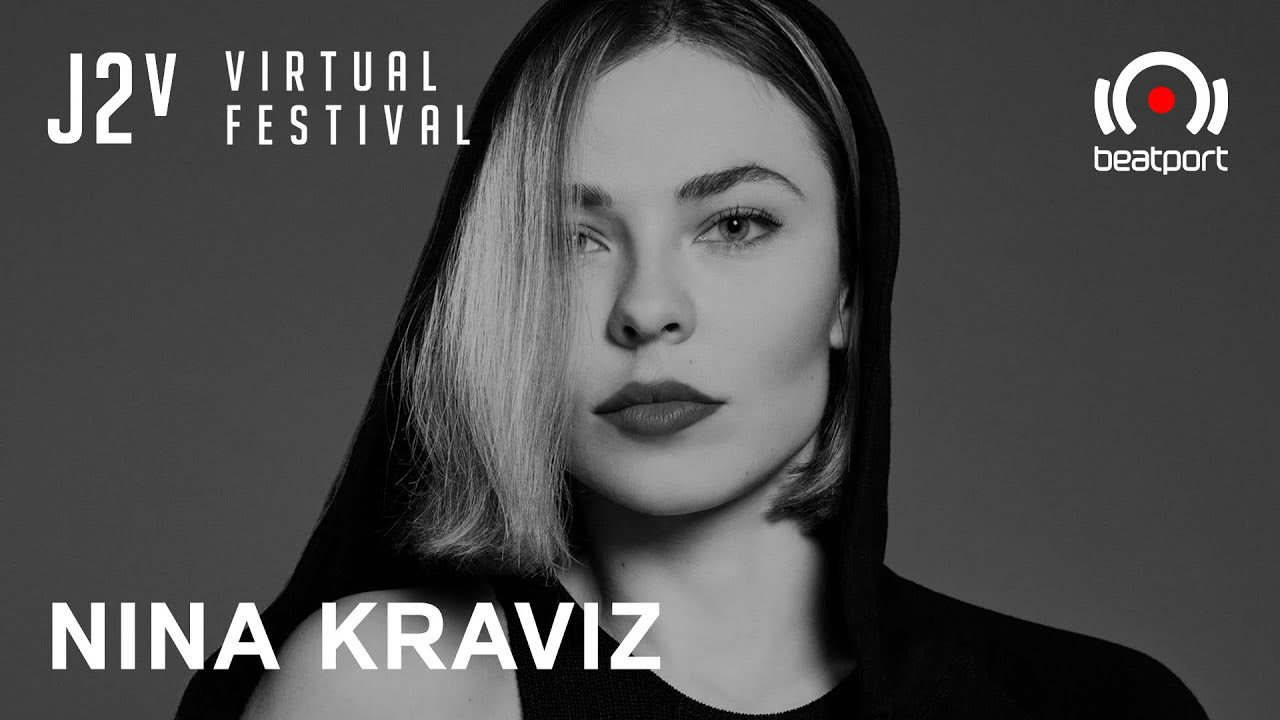Nina Kraviz - Live @ J2v Virtual Festival, The Vault stage 2020