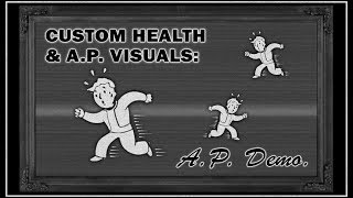 Custom Health and AP Visuals - AP FX Demo