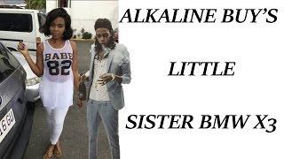 ALKALINE BUY'S LITTLE SISTER BMW X3