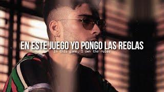 Entertainer • Zayn | Letra en español / inglés