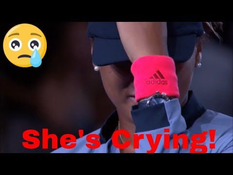 US Open crowd being the worst tennis crowd we have seen...and making Osaka cry