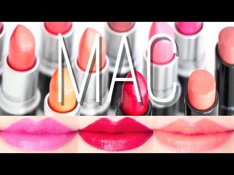 Lustre Lipstick by MAC #6
