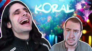 Haciendo llorar a desarrolladores: Carlos Coronado - Koral