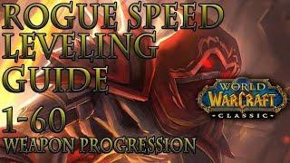 classic wow rogue speed leveling guide - Thủ thuật máy tính
