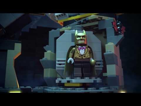Конструктор Нападение на Бэтпещеру - LEGO BATMAN - фото № 15