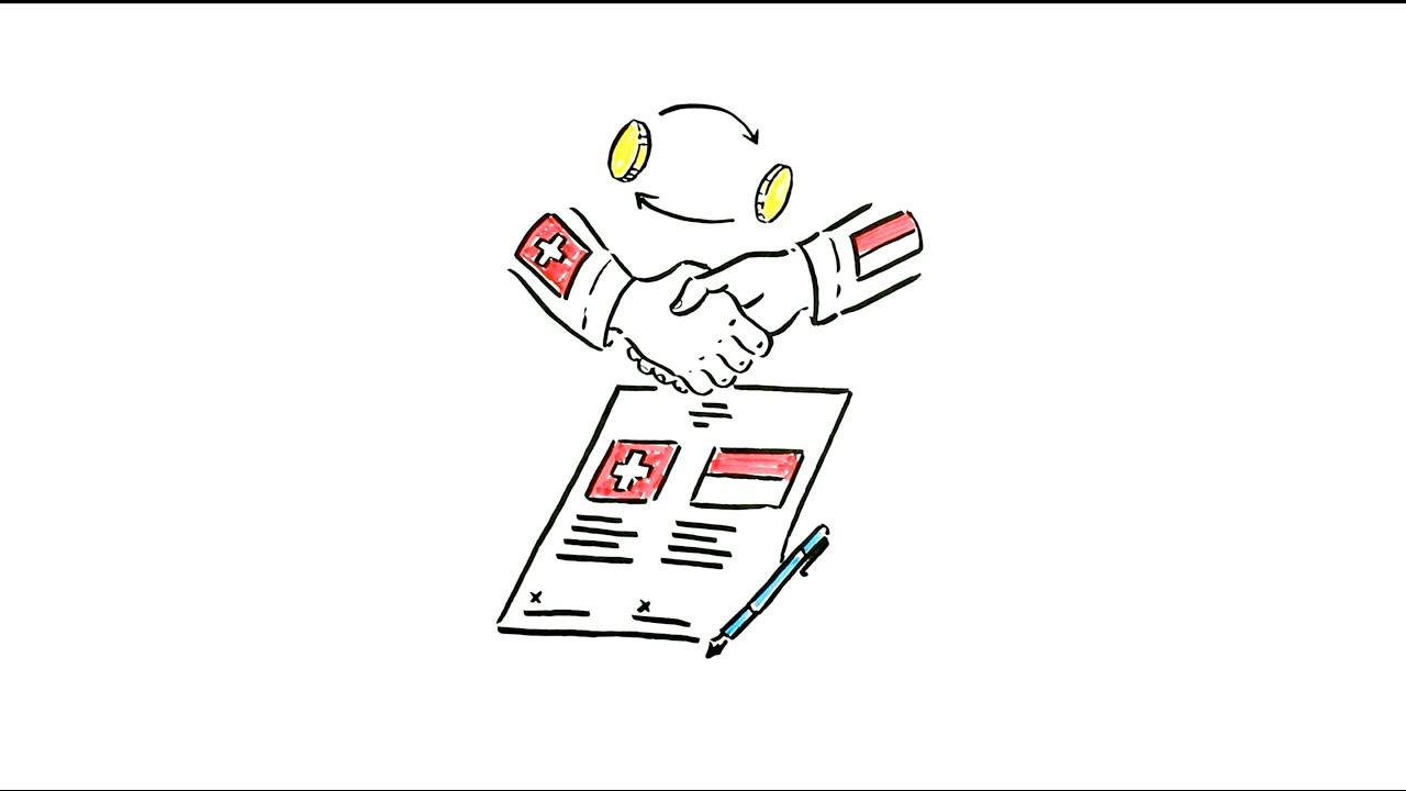 Abkommen mit Indonesien