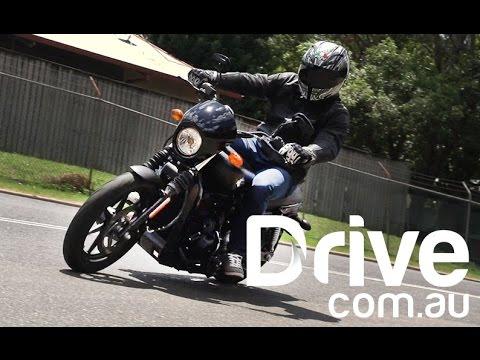 Harley-Davidson Street 500 First Ride Review | Drive.com.au