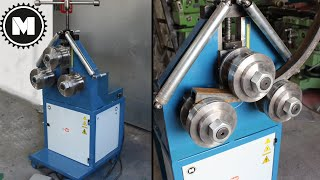 Making  Roller Bender