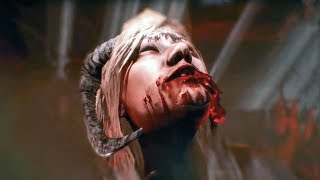 POSSESSING A DEMON, TOWER OF THE RED GODDESS - Agony Game | Survival Horror Gameplay - Part 4
