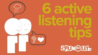 6 Tips for Active Listening #LittleThings