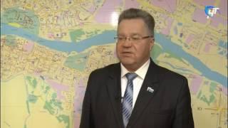 Позицию депутатского большинства по отношению к муниципальному бюджету подытожил спикер Владимир Тимофеев