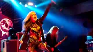 Arch Enemy - Burning Angel, Live
