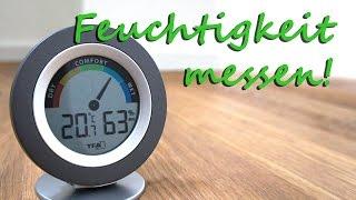 Ausprobiert: TFA Dostmann Cosy (Thermo-Hygrometer)