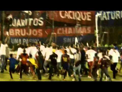 """resumen video monagas sport club"" Barra: Guerreros Chaimas • Club: Monagas"