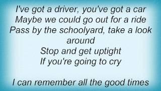 Joe Walsh - Book Ends Lyrics