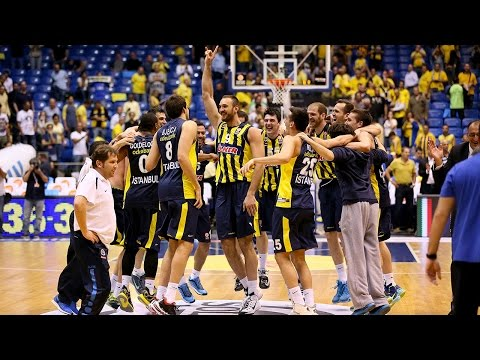 Highlights: Playoffs Game 3 vs. Maccabi Electra Tel Aviv