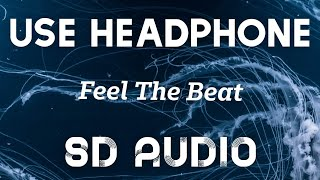 Black Eyed Peas, Maluma - Feel The Beat (8D AUDIO)