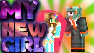 I GOT A NEW GIRLFRIEND | MINECRAFT PE
