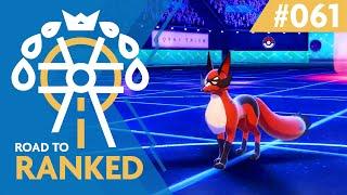 Indeedee  - (Pokémon) - Road to Ranked #61 - Thievul, Heliolisk, Dynamax Indeedee?! | Competitive VGC 20 Pokemon Battles