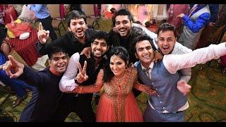Indian Wedding Lip-Dub Video | Gallan Goodiyaan | dil dhadakne do | Surbhi&Chirag | Mehta Studio
