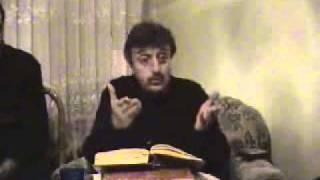 Ali Sanver sohbet-4 13. Soz Huve Nuktesi