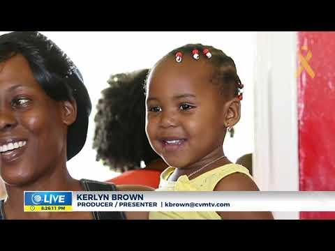 CVM LIVE - Inspire Jamaica - SEP 30, 2018