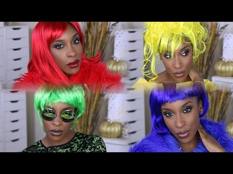 Last minute halloween costume makeup tutorials youtube load video solutioingenieria Choice Image