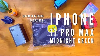 iPhone 11 Pro MAX Midnight Green 512GB (Pre-ordered from Digi) - The Best Smartphone So Far